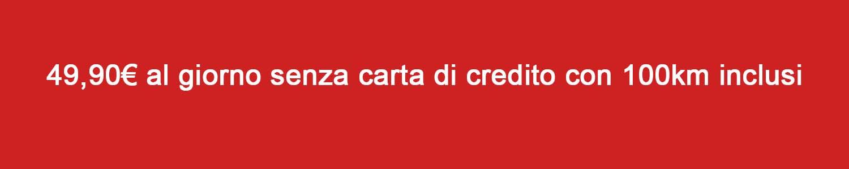 Noleggio Furgoni Senza Carta Di Credito Nomentana